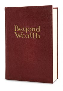 beyond wealth book